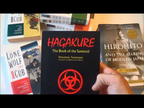 Ways Of The Warrior - Books On Japan In Review; Hagakure,  Lone Wolf and Cub, & Hirohito Biography