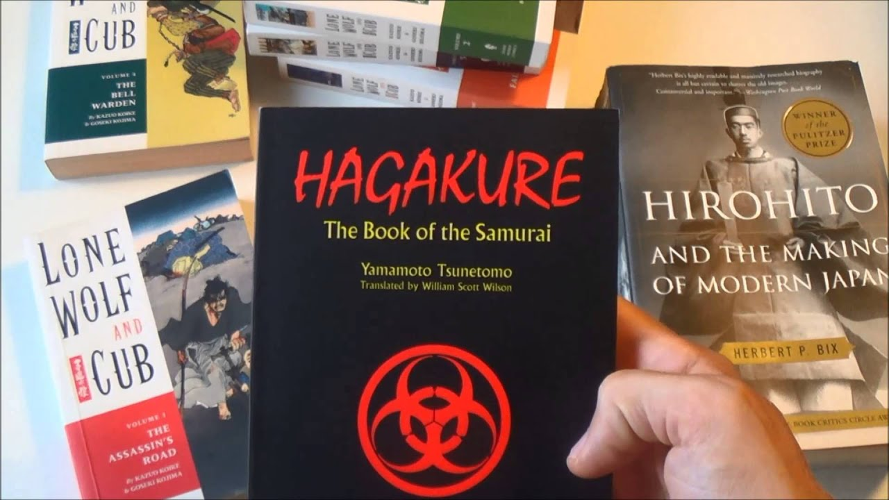 Download Ways Of The Warrior - Books On Japan In Review; Hagakure,  Lone Wolf and Cub, & Hirohito Biography