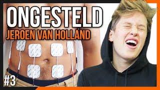 JEROEN VAN HOLLAND WORDT ONGESTELD | Menstruatie Challenge #3
