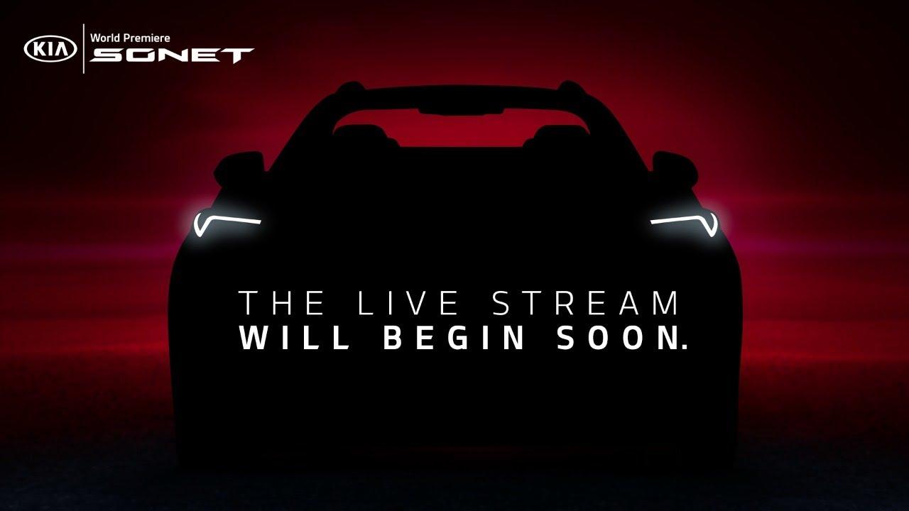 Kia Sonet World Premiere   Next Level Of Wild   07.08.2020