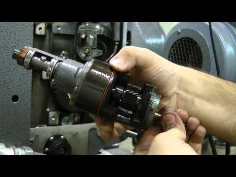 Extreme teardown - Simplex 35mm cinema projector - Part 7 The Projector Itself