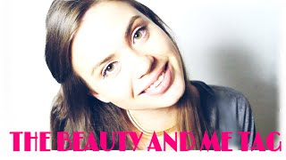 The Beauty and Me TAG | Golightly