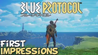 "Blue Protocol First Impressions ""Is It Worth Playing?"""