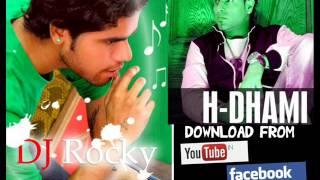 Nachdi Vekhna H Dhami ft DJ Rocky beat bass Remix