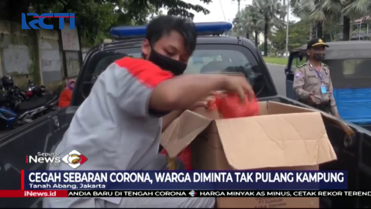 Cegah Corona, 4500 Masker Dibagikan untuk Warga Nunukan – SIP 22/04