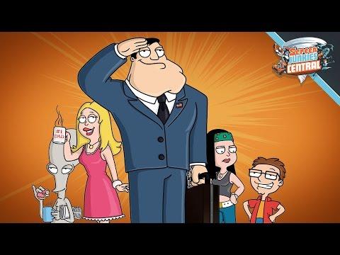 American Dad Cast - Scott Grimes, Wendy Schaal, Rachel MacFarlane LIVE @ SD Comic-Con 2016!