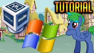 HOE INSTALLEER JE WINDOWS XP IN VIRTUALBOX?!? - TUTORIAL