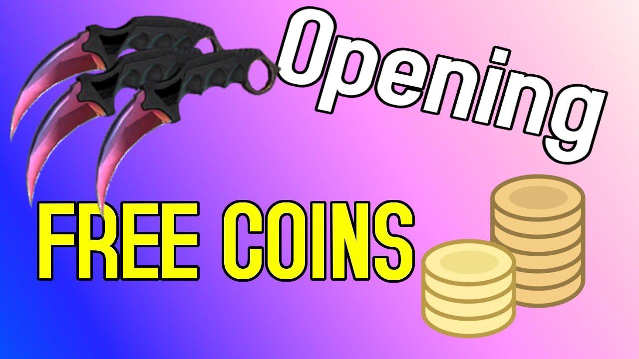Free Coins Cs Go