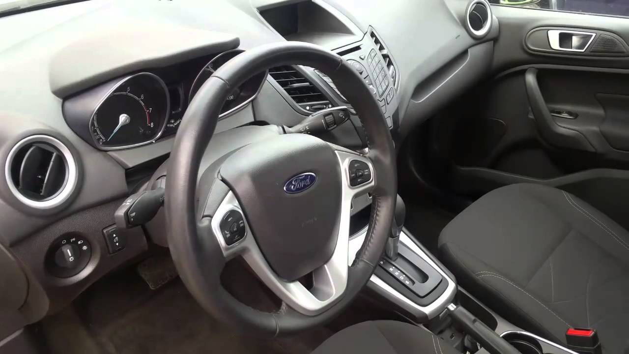 How To Remove And Reinstall 2011 2017 Ford Fiesta Driver Wheel 2004 Taurus Pcm Location Wiring Diagram Edge Airbag Step By
