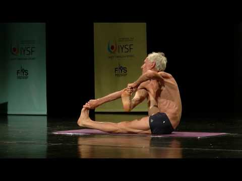 World Championship of Yoga Sports 2016 - SENIOR MEN – July 3