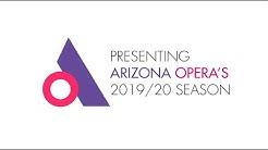 Arizona Opera's 2019/20 Season