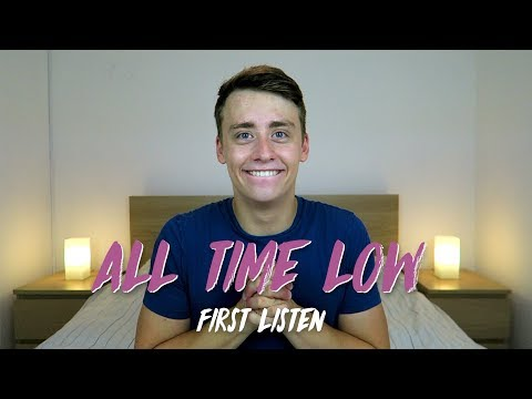 Listening To ALL TIME LOW For The FIRST TIME | Reaction