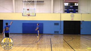 Tanner Burkett - PG (Ida 2017) Workout