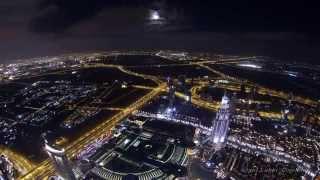 Dubai Burj Khalifa Timelapse