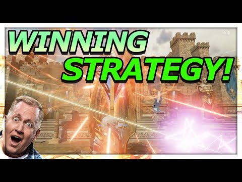 HUGE Rewards for Winning Open Siege! Lineage 2: Revolution Strategy