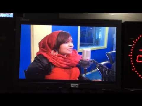 Miss London - FM interview - Blue Nile TV