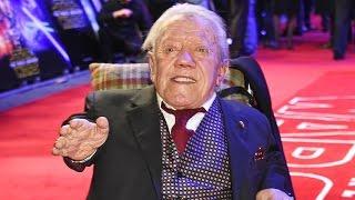 'Star Wars' Actor Kenny Baker Dies at 81