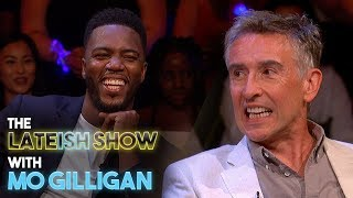 Steve Coogan's Accents Are On Another Level | The Lateish Show With Mo Gilligan