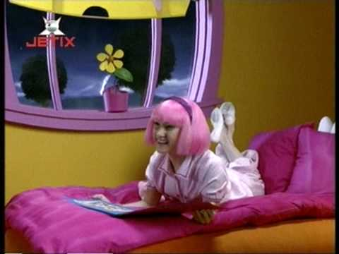 LazyTown - We Will Be Friends (Hungarian)