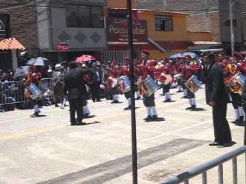 colegio nacional piloto sesquicentenario santa isabel de huancayo 2014-5°N