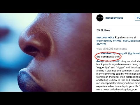Makeup Company Receives Racist Wrath For Instagram Post