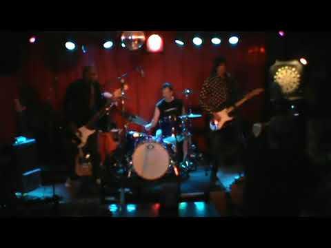Michael Ravage, Myke Rock & Jon Coleman - live