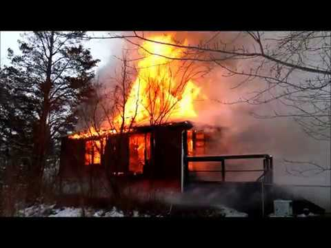 VACANT STRUCTURE FIRE IN RONKONKOMA NY