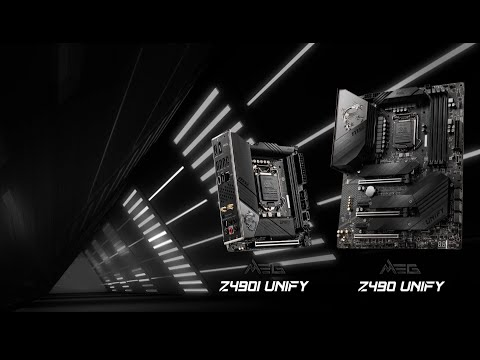 「Sorry」免運 微星 MEG Z490I UNIFY 主機板 Mini-ITX 1200腳位 僅適用第十代CPU
