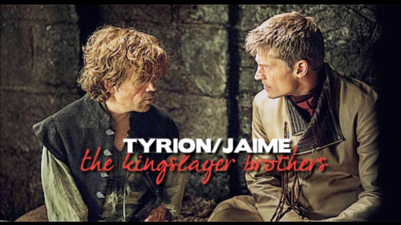 Tyrion Lannister Quotes Hd Wallpaper Got Tyrion Amp Jaime Lannister 187 The Kingslayer Brothers