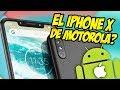 MOTOROLA ONE POWER | UN MOTOROLA AL ESTILO DE IPHONE X ✔
