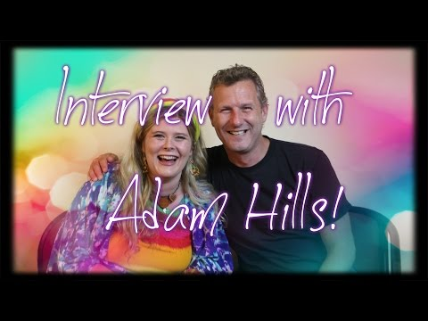 Interview - Adam Hills