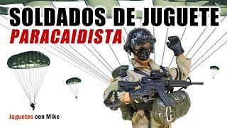 SOLDADOS DE JUGUETE PARACAIDISTA | World Peacekeepers Toys en español