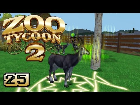 Zoo Tycoon 2: Ultimate Collection - Ep. 25 - A Sickness Spreads