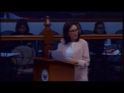 Senate Session No. 6 (August 2, 2017)