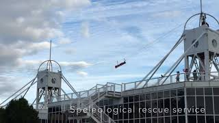 Den IZS (Day of Integrated Rescue Services) in Prague