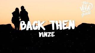 Vinze Back Then Lyrics