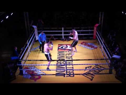 Simon Kean Full Pro debut fight