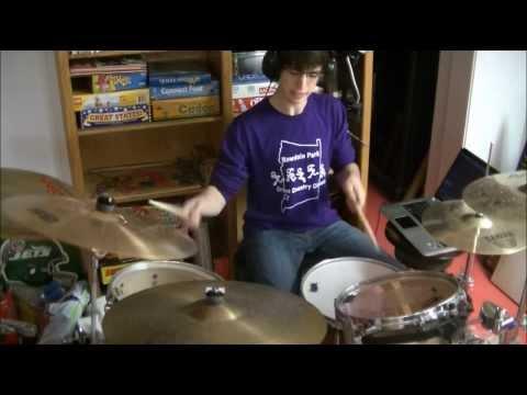 We Were Promised Jetpacks - Quiet Little Voices Drum Cover