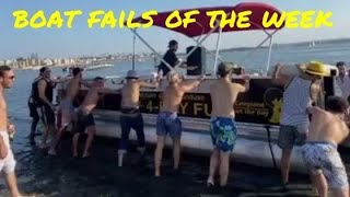 Boat Fails of the Week | Chad and Brad's rough day on the water