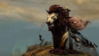 Grand Lion Griffon Skin - Greifen Skin