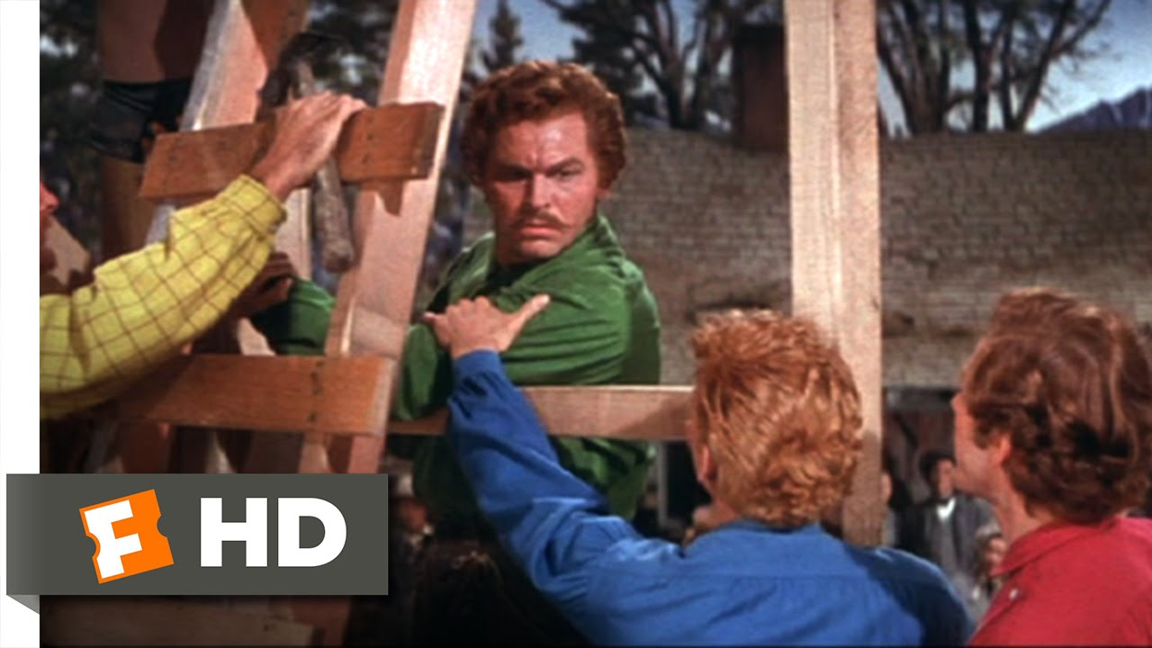 Download Seven Brides for Seven Brothers (6/10) Movie CLIP - Barn Raising (1954) HD