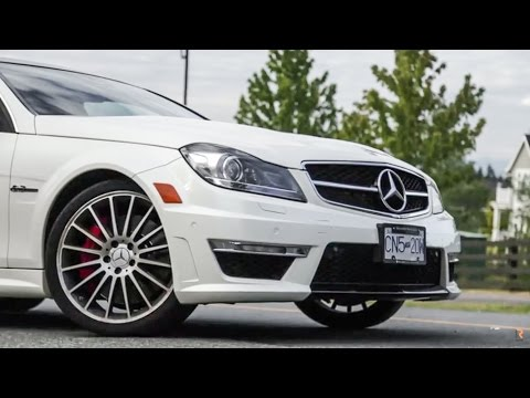 Mercedes C63 AMG | From Tuner to German Muscle