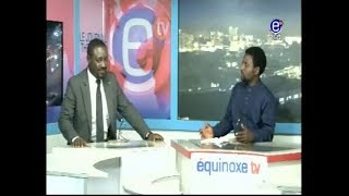 6PM NEWS - EQUINOXE TV NOVEMBER 23TH 2017