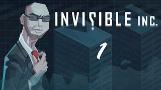 Invisible Inc - Northernlion Plays - Episode 1