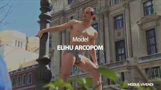 Behind the scenes of Modus Vivendi Underwear Hole Collection