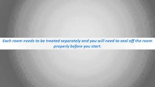 Black Mold Removal - House Cleaning & Stain Removal Tips : Black Mold Stain Removal Tips