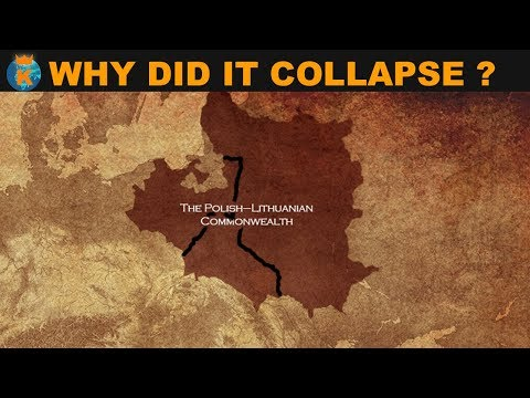 Why did the Polish-Lithuanian Commonwealth Collapse?