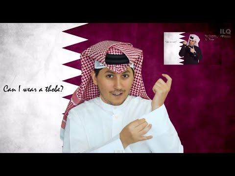 #QTip: can foreigners wear thobes?