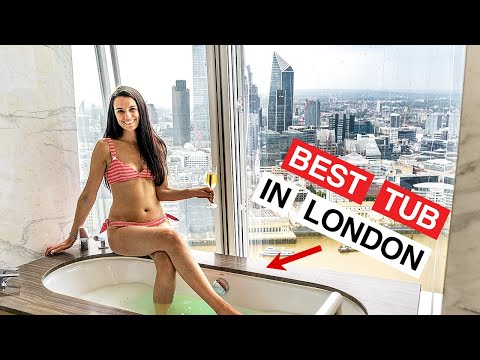 Staying In A £2800/Night Suite In London (Shangri-La At The Shard) 🍾