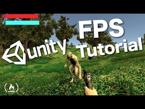 Unity FPS Survival Game Tutorial - First Person Shooter Game